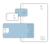 Corporate Identity Templates electronics design