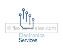 Logo Templates electronics design