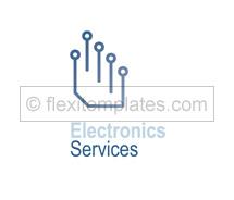Logo Templates electronics design