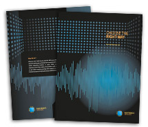 Brochure Templates electronics services