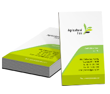 Business Card Templates agricultural firm