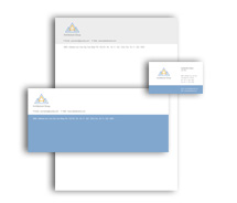 Corporate Identity Templates architectural firm