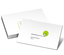 Business Card Templates Internet Networking Devices Server