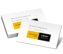 Business Card Templates General Personal Visiting Card