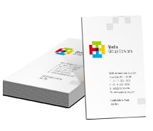 Business Card Templates media centre