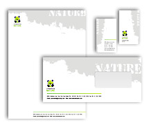 Corporate Identity Templates save earth