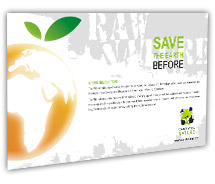 Post Card Templates Nature Select Business Group First