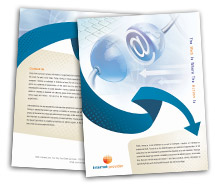 Brochure Templates Computers Internet Providers