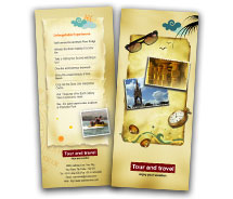 Brochure Templates international travel