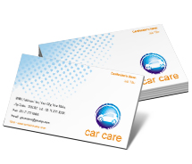 Business Card Templates Automobiles