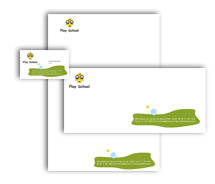 Corporate Identity Templates fun play school