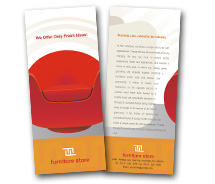 Architecture Furniture Store brochure-templates