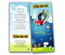 Brochure Templates kids activities