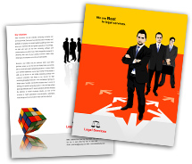 BrochureTemplates Business Legal Services One Fold