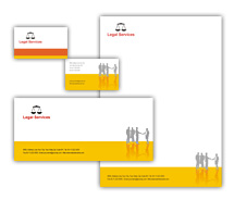 Corporate Identity Templates legal services