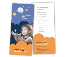 Brochure Templates children welfare service