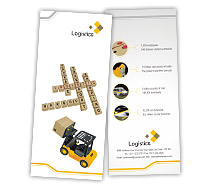 Brochure Templates logistics company