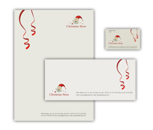 Corporate Identity Templates Stores & Shops Christmas Store