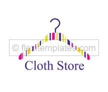 Logo Templates clothing store