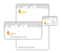 Corporate Identity Templates urban properties
