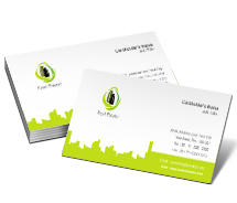 Construction Real Estate News business-card-templates
