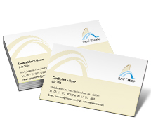 Construction Real Estate Software business-card-templates