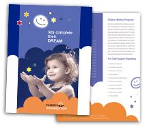 Brochure Templates Social & Cultural Children Welfare Service