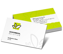 Business Card Templates environmental solutions