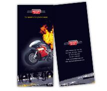 Brochure Templates motorsports academy