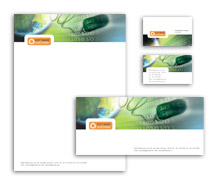 Corporate Identity Templates website developing software
