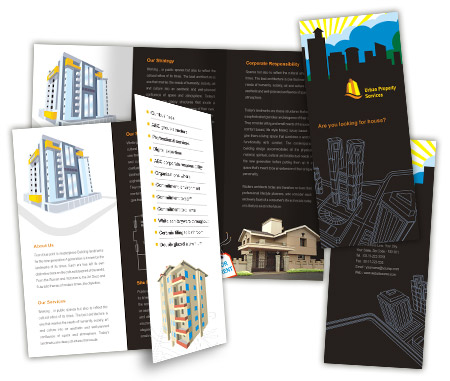 Complete Brochure  View with Layout For Urban Properties