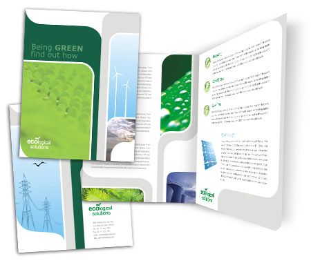 Complete Brochure  View with Layout For Green Energy