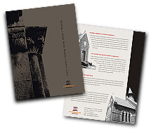 Brochure Templates construction