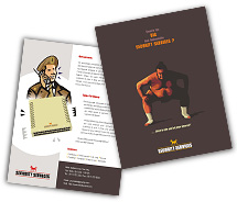 Brochure Templates security services