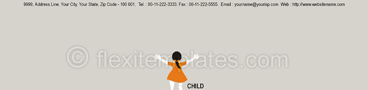 Actual Corporate Identity  Design For Child Welfare