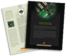 Electronics Electronics Store brochure-templates