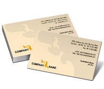 Business Card Templates industrial revolution