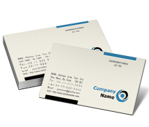 General Communication Research business-card-templates