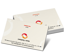 General Social Awareness business-card-templates