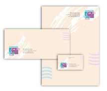 Corporate Identity Templates fashion club