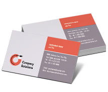 Business Card Templates computer consultants
