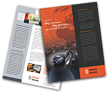 Computers Internet Service Providers brochure-templates