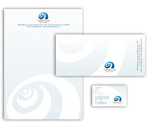 Communications Satelite Telephone corporate-identity-templates