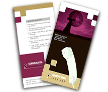Brochure Templates communication centre