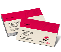 Business Card Templates business views