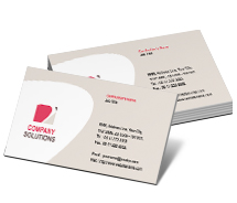 Business Card Templates satellite internet