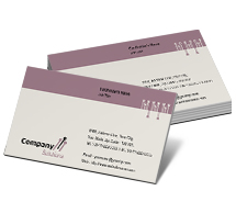 Business Card Templates company hosting