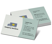 Business Card Templates automobile services