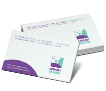 Business Card Templates data communication services