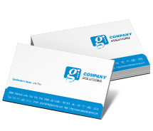 Business Card Templates garment factory